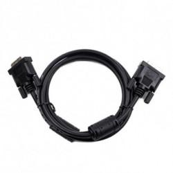 iggual Cable DVI Dual Link 24+1, M-M, 3 Metros