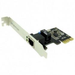approx! Netzwerkkarte APPPCIE1000 PCI E 10 / 100 / 1000 Mbps
