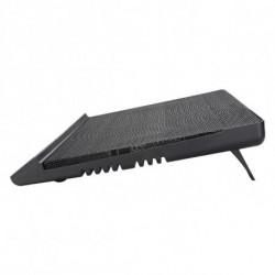 Tacens Supra base di raffreddamento per notebook 44,2 cm (17.4) Nero