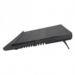 Tacens Supra notebook cooling pad 44.2 cm (17.4) Black