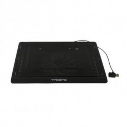 Tacens Anima ANBC1 notebook cooling pad 39.1 cm (15.4) Black