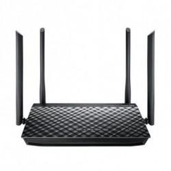 ASUS RT-AC1200G+ routeur sans fil Bi-bande (2,4 GHz / 5 GHz) Gigabit Ethernet Noir