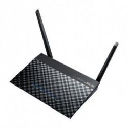 ASUS RT-AC51U router inalámbrico Doble banda (2,4 GHz / 5 GHz) Ethernet rápido Negro