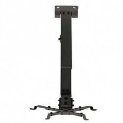 TooQ PJ2012T-B supporto per proiettore Soffitto Nero