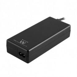 Ewent EW3966 adaptador e inversor de corriente Interior 90 W Negro
