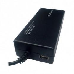 Tacens Oris Auto 100 power adapter/inverter indoor 100 W Black 5ORISAUTO100