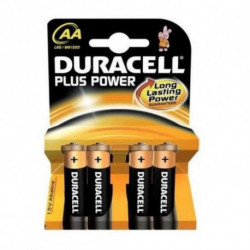 Duracell Plus Power Single-use battery AA Alkali
