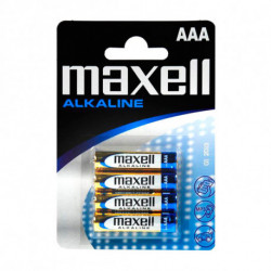 Maxell Alkaline Batteries LR03-MN2400 AAA 1,5 V