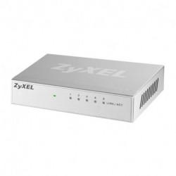 Zyxel GS-105B v3 Não-gerido L2+ Gigabit Ethernet (10/100/1000) Prateado
