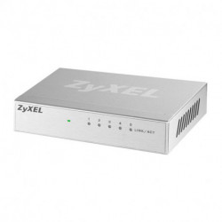 Zyxel GS-105B v3 Unmanaged L2+ Gigabit Ethernet (10/100/1000) Silber