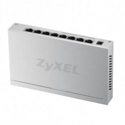 Zyxel GS-108B V3 Non-géré L2+ Gigabit Ethernet (10/100/1000) Argent