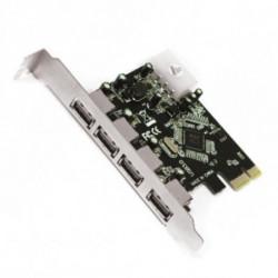 approx! Placa PCI APPPCIE4P USB 3.0 4 Portas