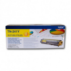 Brother TN-241Y toner cartridge Original Yellow 1 pc(s)