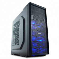 NOX ATX Semi-tower Box NXCBAYSX Black
