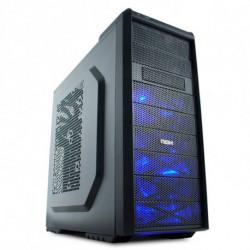 NOX ATX Semi-Tower Rechner NXCBAYSX Schwarz