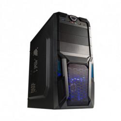 Hiditec D180 USB 3.0 Torre-Midi Preto