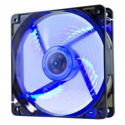 NOX Ventillateur de cabine NXCFAN120LBL Cool Fan 12 cm LED Bleu