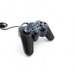 Ewent EW3170 gaming controller Gamepad PC Black