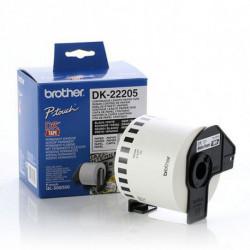 Brother DK-22205 etiquetadora Preto sobre branco
