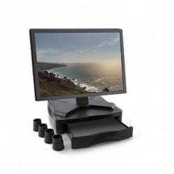 Ewent EW1280 supporto da tavolo per Tv a schermo piatto Nero