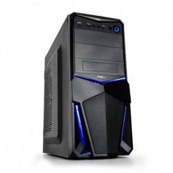 NOX ATX Semi-Tower Rechner NXPAX USB 3.0 Schwarz