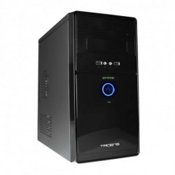 Tacens AC0500 computer case Midi-Tower Black 500 W