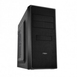 NOX ATX Semi-tower Box NXCBAYRX USB 3.0 Black