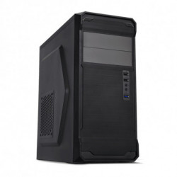 NOX ATX Semi-tower Box NXKORE USB 3.0 Black
