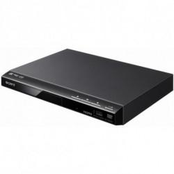 Sony DVP-SR760HB DVD player Noir