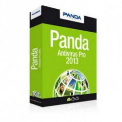 Panda Antivirus Pro 2013 1 license(s) 1 year(s)