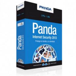Panda Internet Security 2013 3 licence(s) 1 année(s)