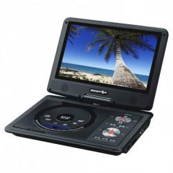 Brigmton BDVD-1093 Tragbarer DVD-/Blu-Ray-Player Tisch Schwarz 22,9 cm (9 Zoll)