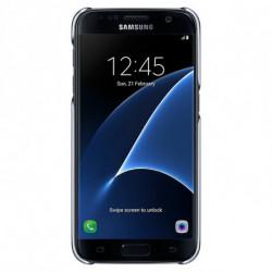 Samsung EF-QG930 coque de protection pour téléphones portables 12,9 cm (5.1) Housse Noir
