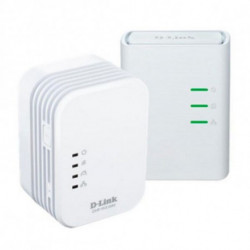D-Link PowerLine AV 500 Ethernet / WLAN 500 Mbit/s