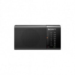 Sony Tragbares Radio ICF-P36 Schwarz