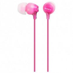 Sony Kopfhörer MDR EX15LP in-ear Rosa