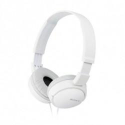 Sony Kopfhörer MDR ZX110 Weiß Stirnband