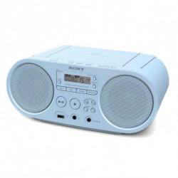 Sony Radio mit CD-Laufwerk ZS-PS50 Blau