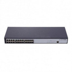 H3C Switch 9801A0R5 24 p 10 / 100 / 1000 Mbps