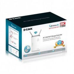 D-Link DAP-1620/E prolongateur réseau Répéteur réseau Blanc