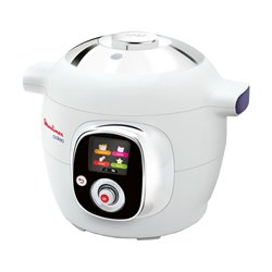 Food Processor Moulinex CE704110 White