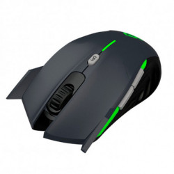 KEEP OUT Mouse Gaming XPOSEIDONG 4000 DPI Grigio
