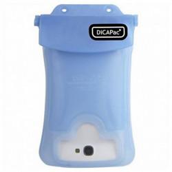 DICAPac Custodia WP-C2 5.7 Waterproof Azzurro