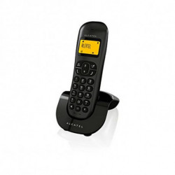 Alcatel Teléfono Inalámbrico C-250 Negro