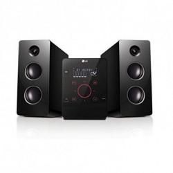 LG CM2760 home audio set Home audio micro system Black 160 W