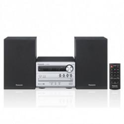 Panasonic Hi-Fi-Anlage SC-PM250EC-S Bluetooth 20W