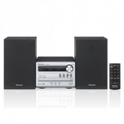 Panasonic Impianto Stereo SC-PM250EC-S Bluetooth 20W