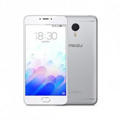 Meizu Telefono Cellulare M3 Note 5.5 4G 16 GB Octa Core Argentato