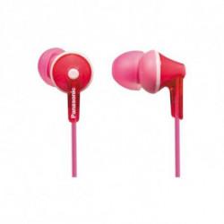 Panasonic Headphones RP-HJE125E in-ear Pink