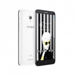 Alcatel Telefono Cellulare Pop 4 PLUS 5.5 4G 16 GB Quad Core Bianco